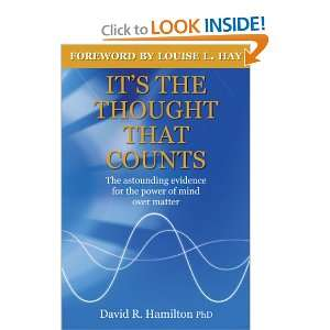 Its the Thought That Counts (9781401911683) David Hamilton Books