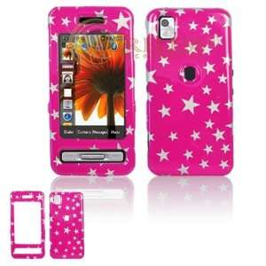 Samsung Finesse R810 Cell Phone Design Hot Pink/Silver