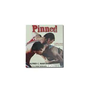 BOOK AUDIO PINNED BY ALFRED MARTINO WRESTLING (BK PAB WR