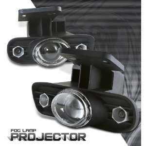 Gmc 1999 2002 Sierra Halo Projector Fog Light Kit