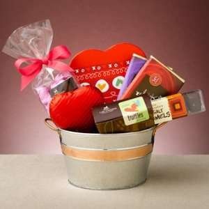 Love is Sweet Valentines Day Gift Basket  Grocery