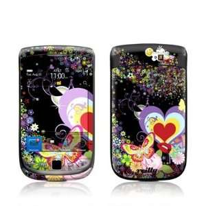 Flower Cloud Design Protective Skin Decal Sticker for