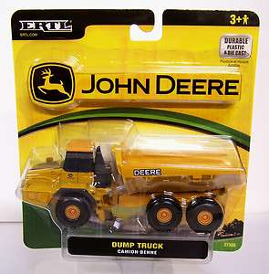 JOHN DEERE ERTL Dump Truck Die Cast COLLECTIBLE NEW