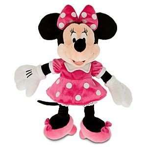 Minnie Mouse Plush 16 Hot Pink Mickey Mouse Clubhouse