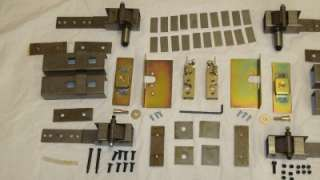 Complete Universal Suicide Hidden Hinge Street Rod Door Kit w Hinges