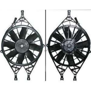 RADIATOR FAN SHROUD dodge DAKOTA 97 04 assembly truck
