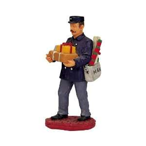 Lemax Christmas Village Collection Mailman Figurine #12480