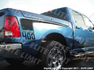 Dodge Ram Truck Stripes Decals HOCKEY Vinyl Sticker Kit