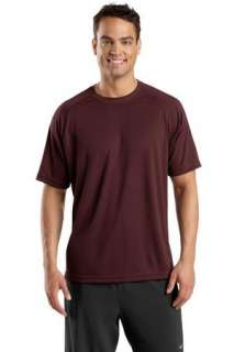 Sport Tek Dry Zone Short Sleeve Raglan T Shirt. T473
