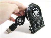 Mini USB Notebook Laptop Cooling Fan Strong Cool Pad