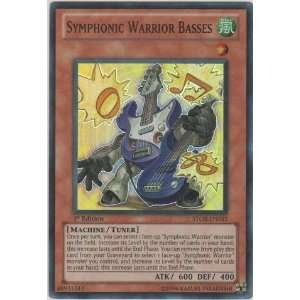 Yu Gi Oh!   Symphonic Warrior Basses   Storm of Ragnarok