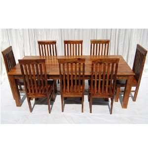 Dining Room on Rustic Dining Table Chairs Wood Room Set Furniture  Furniture   Decor
