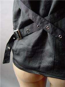 HERRINGBONE Double Breasted Waistcoat Blazer Vest S