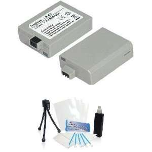 Extended Life Replacement LP E5 Battery Pack 1500MAH For The Canon