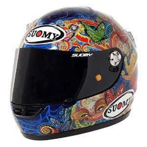 Suomy Vandal Rapture Medium Full Face Helmet Automotive