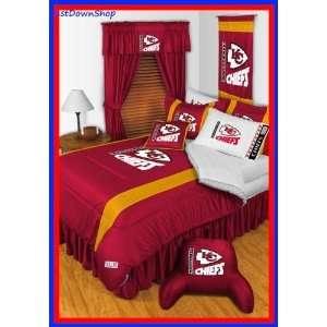 Kansas City Chiefs Bed Sheets