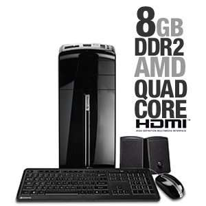 Gateway DX4300 01U Desktop PC: Electronics
