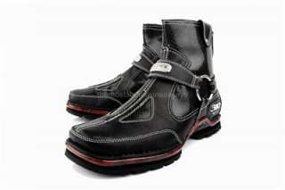 310 Motoring Mens Shoes Duxford 31184 Black