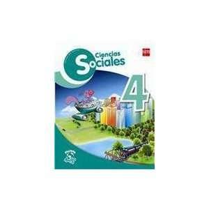 Ciencias Sociales 4° Básico (9789562646970) Ediciones Sm Books