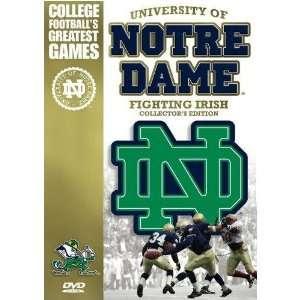 University Of Notre Dame Fighting Irish   Coll Ed  Sports