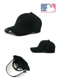 San Francisco Giant Team Baseball Cap Whole Black Hat SF04 Ball Cap