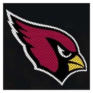 Arizona Cardinals Die Cut Window Film   Large Sports