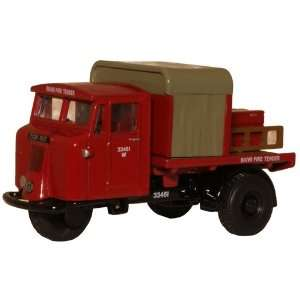 76 Scale British Rail Mechanical Horse Rigid Fire Tender Toys & Games