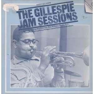 GILLESPIE JAM SESSIONS LP (VINYL) UK VERVE DIZZY GILLESPIE Music
