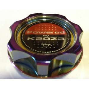 CHROME Oil Filler Cap JDM for Civic Si RSX EG EK EF EP3 Automotive
