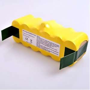 New High Capacity Replacement Battery for iRobot Roomba 80501,iRobot