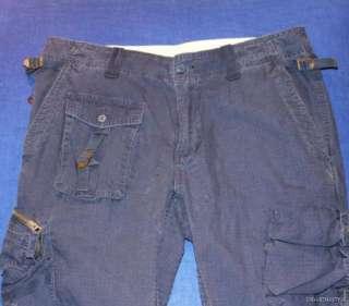 NWT $185 Polo Ralph Lauren Cargo Pants 34 X 32