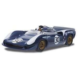 Revell Monogram   Lola T 70 Dan Gurney Blue #30 Slot Car