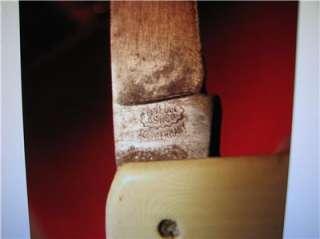 Rare Old Vintage Erma   Finedge OTISO   Soligen, Germany Knife