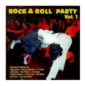 Rock & Roll Party Vol. 1 Various Artists Music