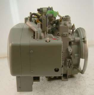 17hp Kohler Engine ES Twin Cylinder Generator Short Tapered Shaft