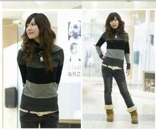 women sweater shirt lady Long sleeve sweater new 2011 Korean fashion