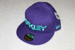 NWT Oakley Factory New Era true fit hat ball cap