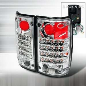 89 95 TOYOTA PICK UP LED TAIL LIGHTS: Automotive