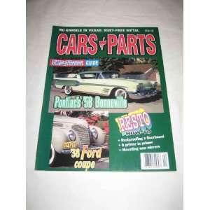 58 Pontiac Tri Power Bonneville 38 Ford Coupe: No Information: Books