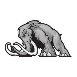 Decal Sticker Elephant mammoth Power Racing Strength 4X4 Jeep pickup