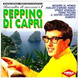 Vol. 1 Raccolta Di Successi: Peppino Di Capri: Music