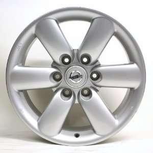 18 Inch Nissan Armada Titan Silver Oem Wheel #62439