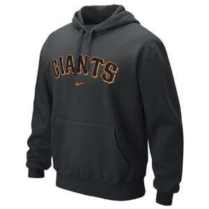San Francisco Giants Classic Hooded Sweatshirt (Black