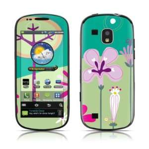 Pink Meadow Design Protective Skin Decal Sticker for