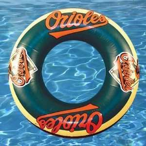 Baltimore Orioles Inner Tube Pool Float