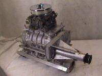 Small Block Ford 351 W Windsor Blower Supercharger Setup