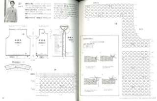 SPRING & SUMMER Oshare Crochet Clothes 2  Japanese Book