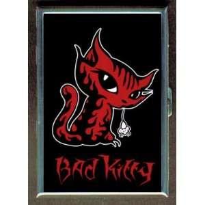 BAD KITTY CUTE BIG EYE DEVIL ID CIGARETTE CASE WALLET