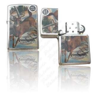 zippo lighters since 1932 m odel 24818 d escription remington deer f