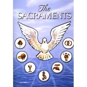The Sacraments   Comic Book Angelus Press Toys & Games